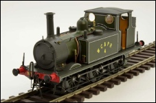 Terrier No 4 O gauge model from Antics